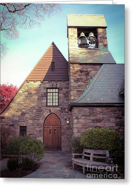 Union Church Of Pocantico Hills Greeting Card