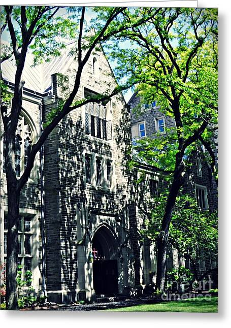 Union Theological Seminary 1 Greeting Card