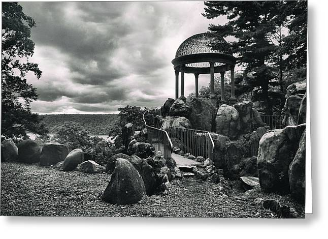 Untermyer Heights  Greeting Card