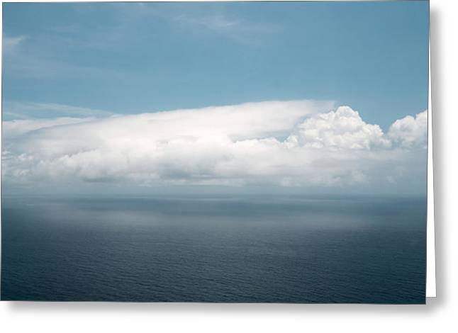 Untitled Cloud Greeting Card