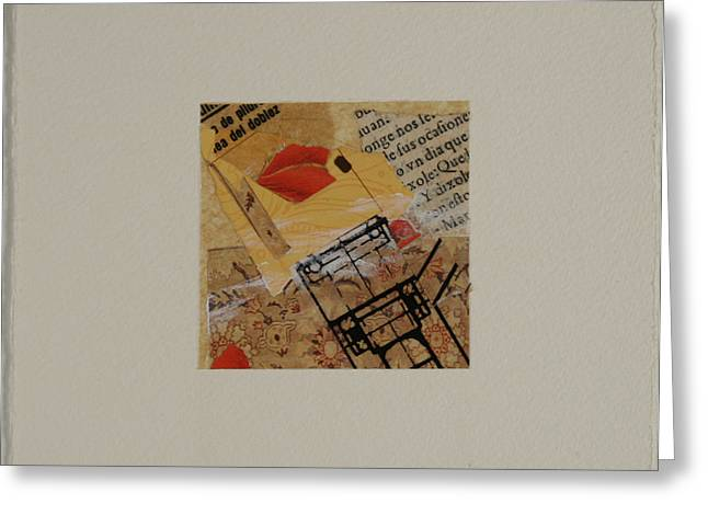 Untitled Greeting Card by Lisa Cullen