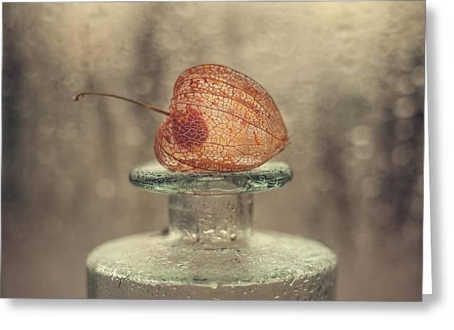 Untitled Greeting Card by Valeriya Tikhonova