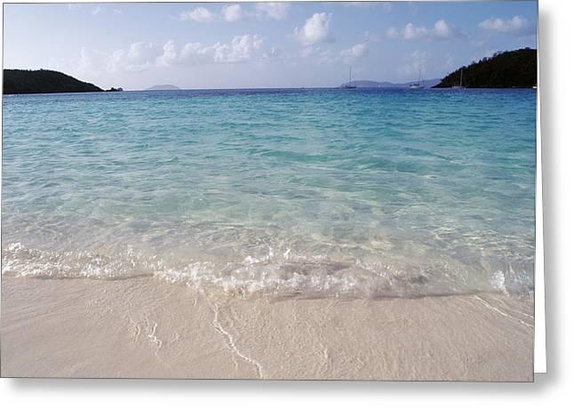 Us Virgin Islands, St. John, Virgin Greeting Card by Panoramic Images