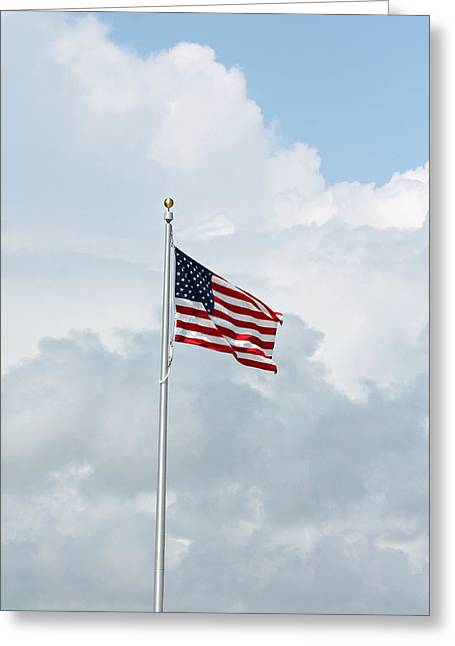 USA Greeting Card
