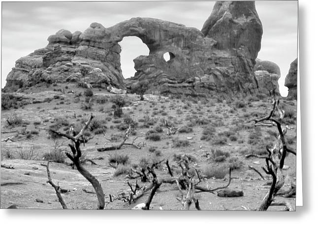 Formation Greeting Cards - Utah Outback 37 Greeting Card by Mike McGlothlen