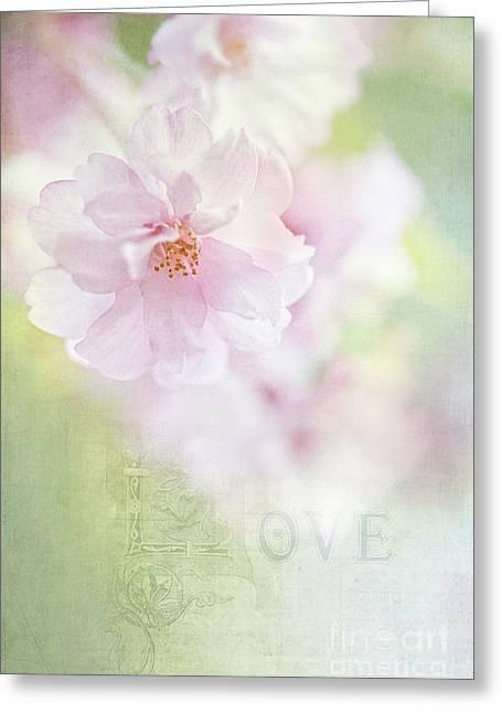 Valentine Love Greeting Card