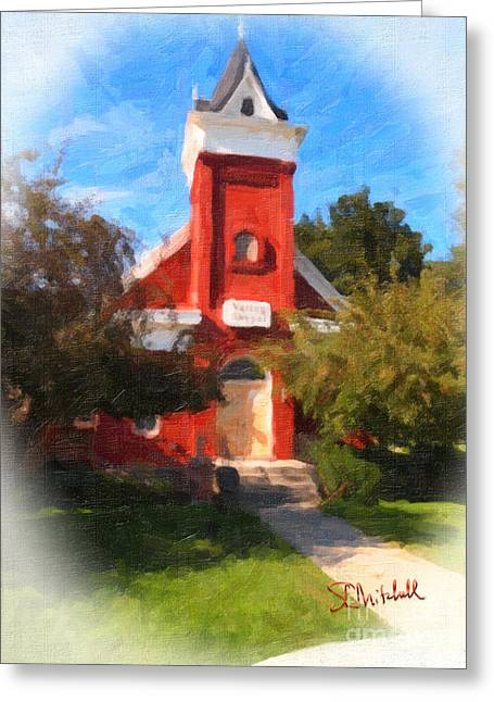 Valley Chapel Greeting Card