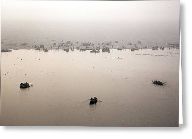 Varanasi - India Greeting Card