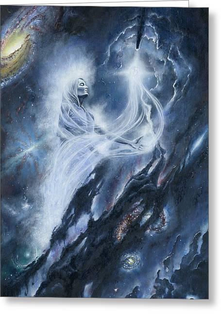 Varda Of The Stars Greeting Card