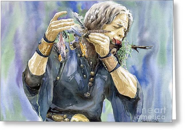 Varius Coloribus Greeting Card by Yuriy  Shevchuk