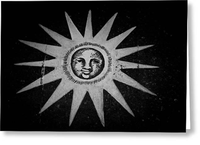 Vasa's Sunny Disposition Greeting Card