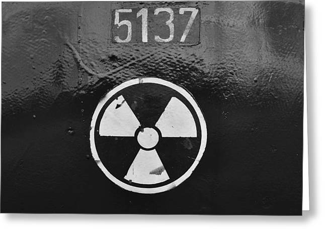 Vault 5137 Greeting Card