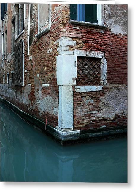 Venice-20 Greeting Card by Valeriy Mavlo