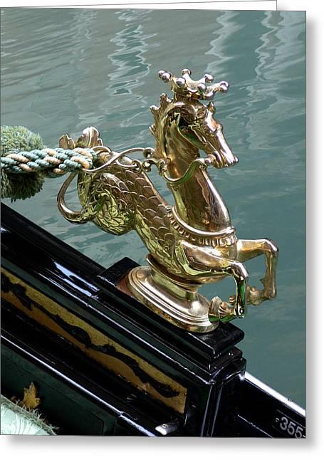 Venice-6 Greeting Card by Valeriy Mavlo