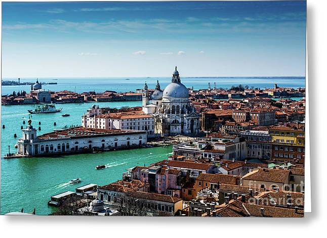 Eternal Venice Greeting Card