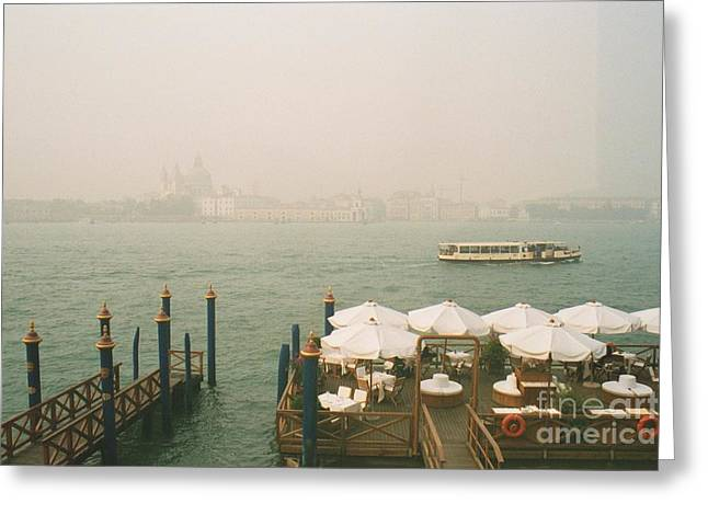 Venise Greeting Card