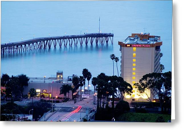 Ventura Evening Greeting Card