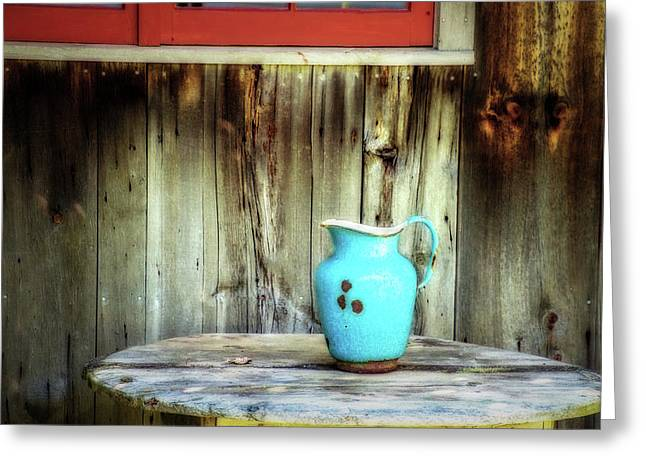 Vermont Still Life Greeting Card