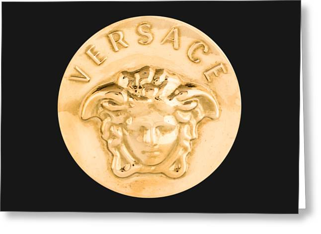 Versace Jewelry-1 Greeting Card