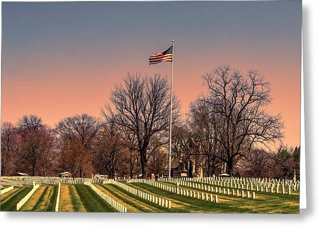 Veterans Greeting Card
