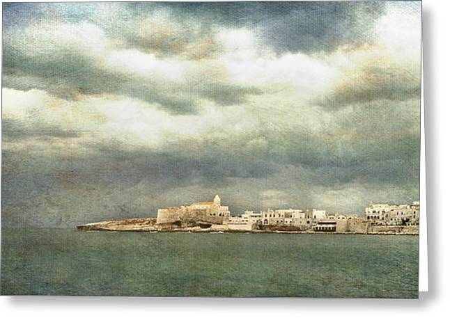 Vieste  - Gargano Greeting Card