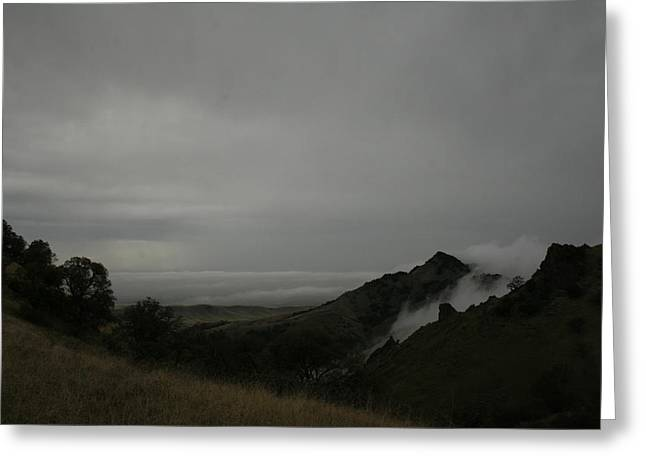 View From Sutter Buttes Greeting Card