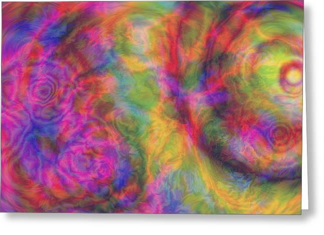 Vision 19 Greeting Card