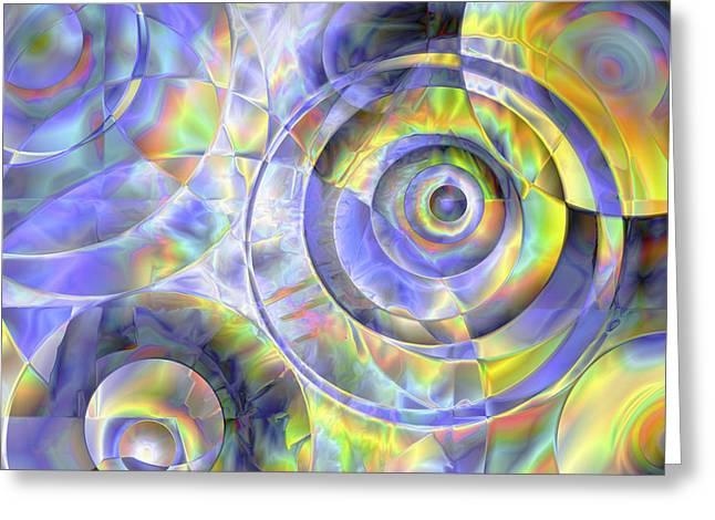 Vision 37 Greeting Card