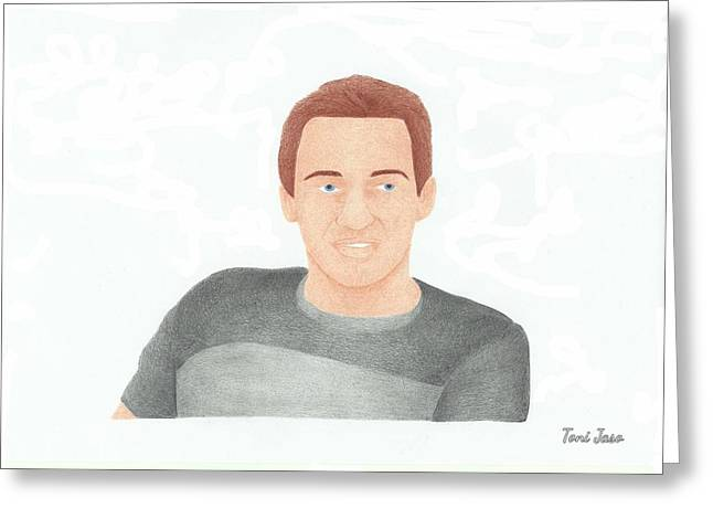 Vitaly Zdorovetskiy  Greeting Card