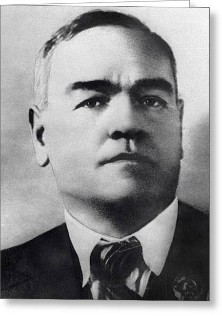 Vladimir Petlyakov, Aircraft Designer Greeting Card