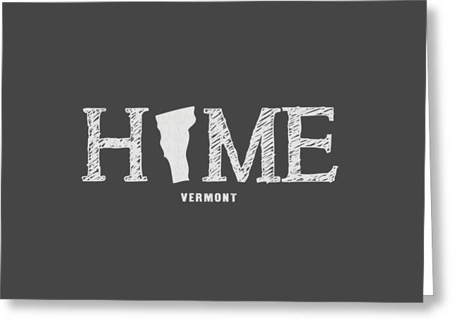 Vt Home Greeting Card