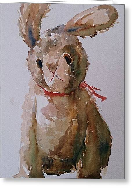 Wabbit Greeting Card