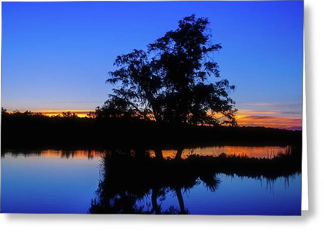 Wagardu Lake, Yanchep National Park Greeting Card
