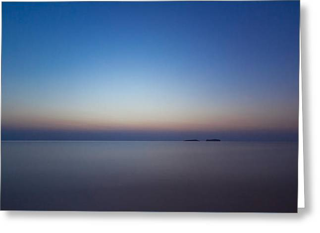 Waiting For A New Day Greeting Card by Andreas Levi