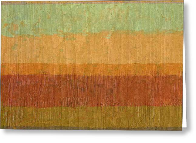 Warm Colors 11 Greeting Card