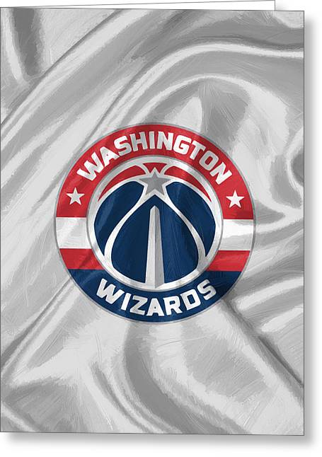Washington Wizards Greeting Card
