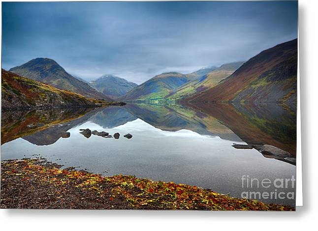 Wast Water Greeting Card