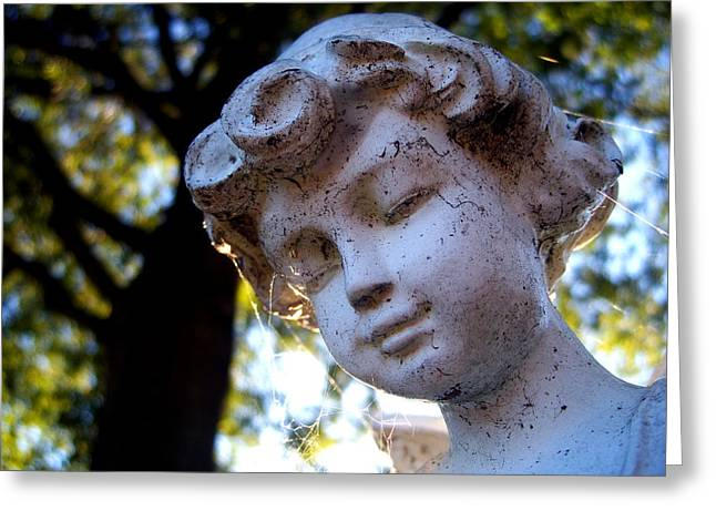 Watching Over You Greeting Card by Alexandra Harrell