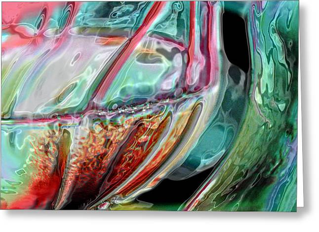 Water To Wine 1 Greeting Card