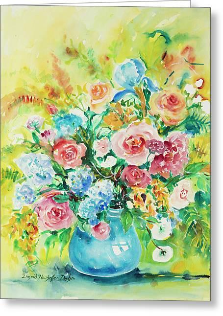 Watercolor Series 120 Greeting Card