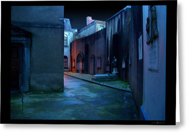 Waterford Alley Greeting Card