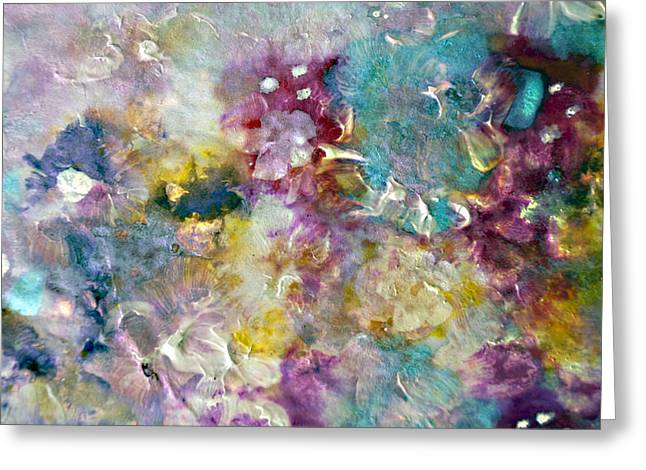 Designers Choice Mixed Media Greeting Cards - Waterford Greeting Card by Don  Wright
