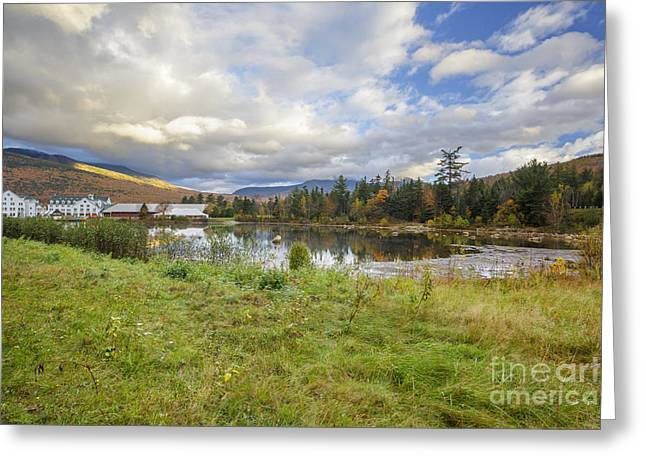 Waterville Valley New Hampshire Greeting Card