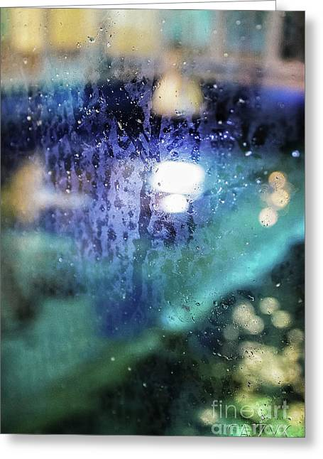 Greeting Card featuring the photograph Watty3 by Cazyk Photography