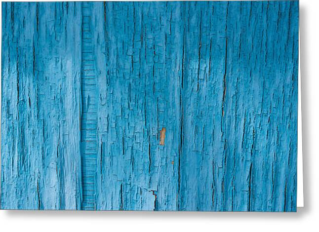 Weathered Wall Amargosa Opera House Death Valley Greeting Card
