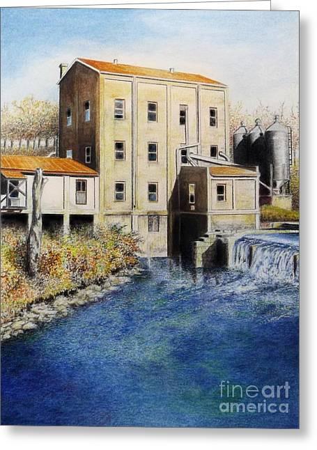 Weisenberger Mill Greeting Card