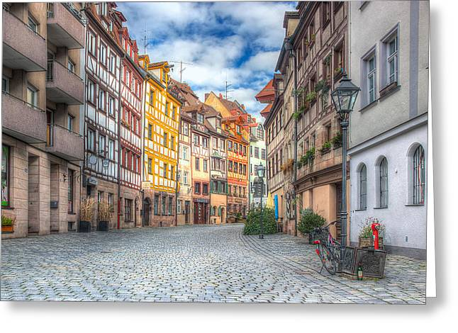 Weissgerbergasse Greeting Card