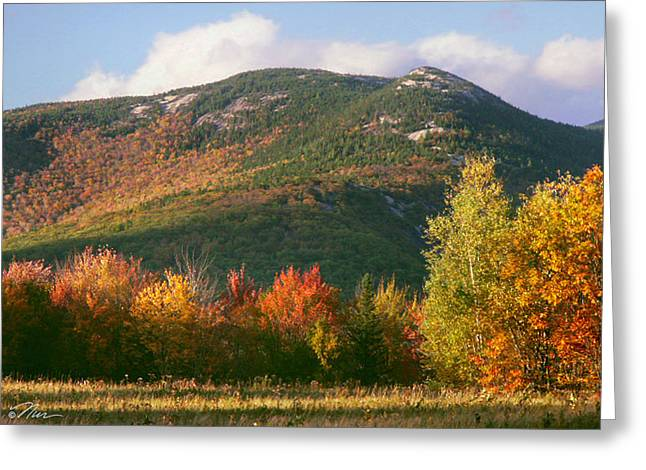Welch And Dickey Mountains Greeting Card