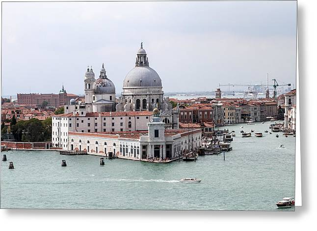 Welcome To Venice Greeting Card