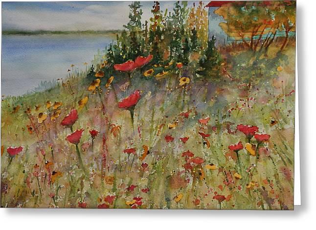 Wendy's Wildflowers Greeting Card
